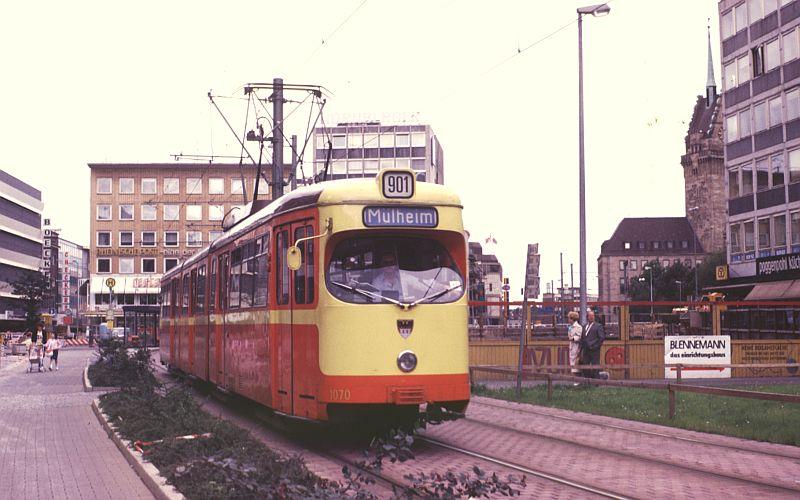Blennemann Duisburg 100 straßenbahnbetriebe duisburg