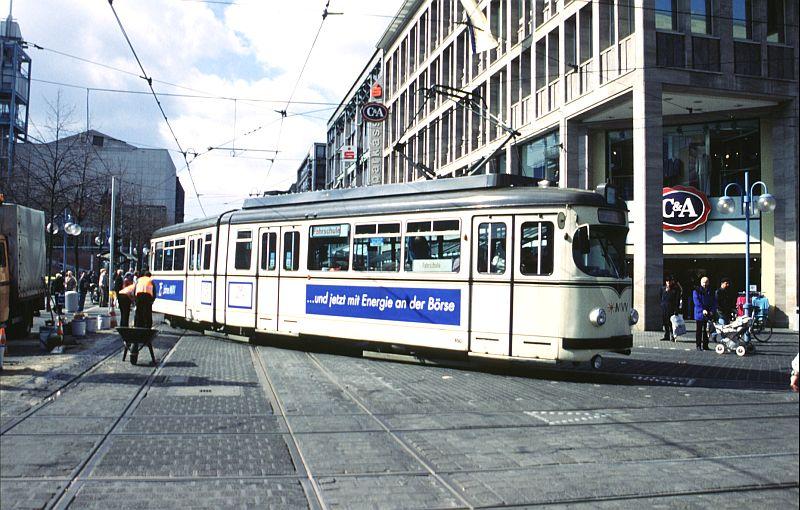 Mannheim Bj 1967